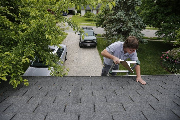 Roof Inspection Lewisville TX