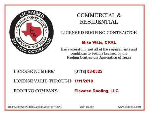 NTRCA - North Texas Roofing Contractors Association