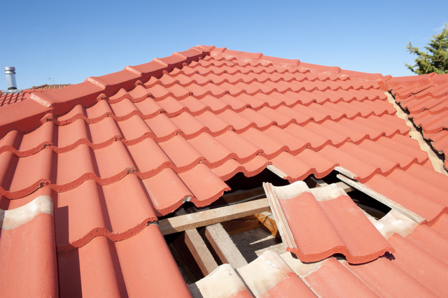 Roofing The Colony TX