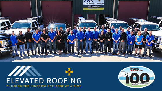 Elevated Roofing Company Employees