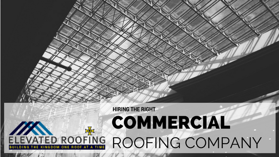 Commercial Roofing Company | Frisco, TX | Elevated Roofing