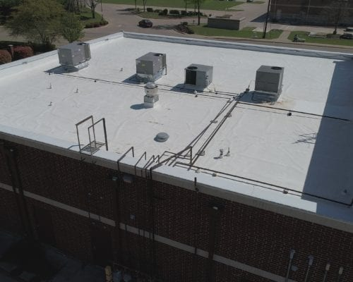 Texas Commercial Roofing Company | Elevated Roofing