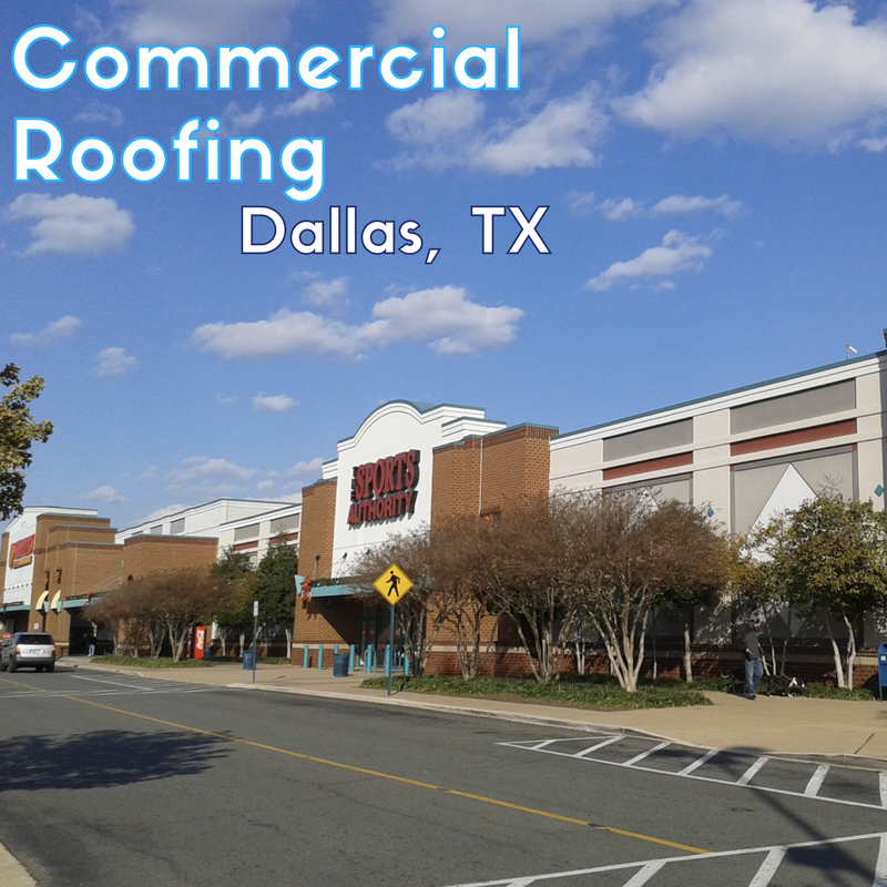 Dallas Roofing Commercial Roofing Strip