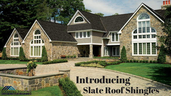 Slate Roofing Shingles   Frisco Roofing   Elevated Roofing