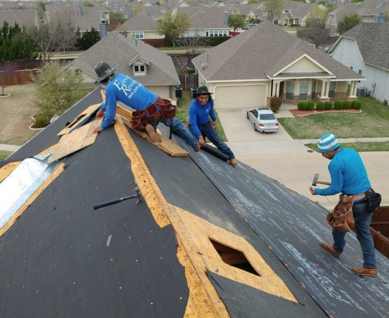 Elevated Roofing – Roof Replacement & Repair | Flower Mound Texas