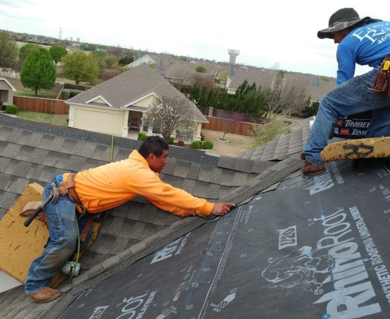 Best Roofers in Richardson, Texas | Elevated Roofers