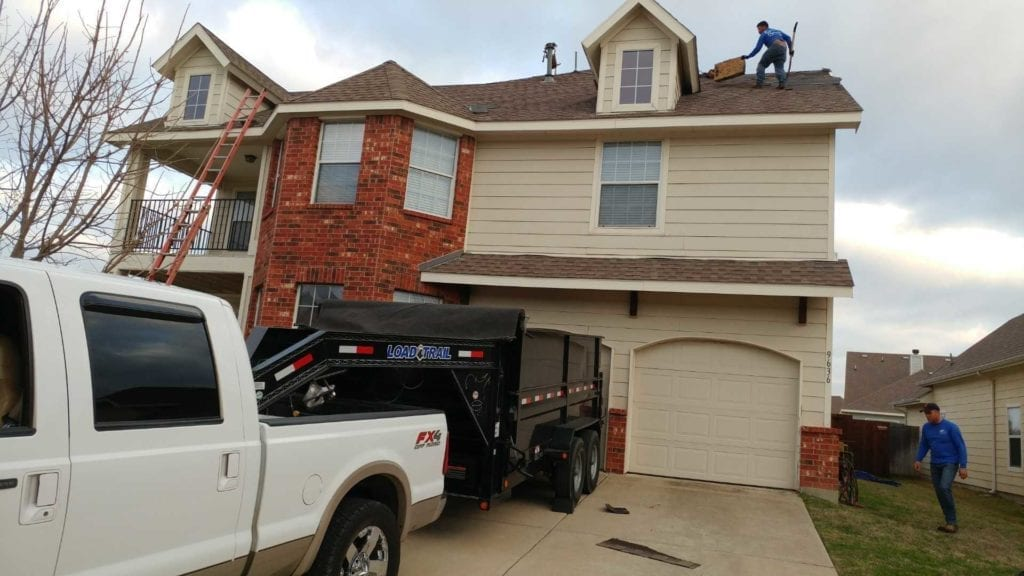 Roofing Contractor In Colleyville Tx Elevated Roofing