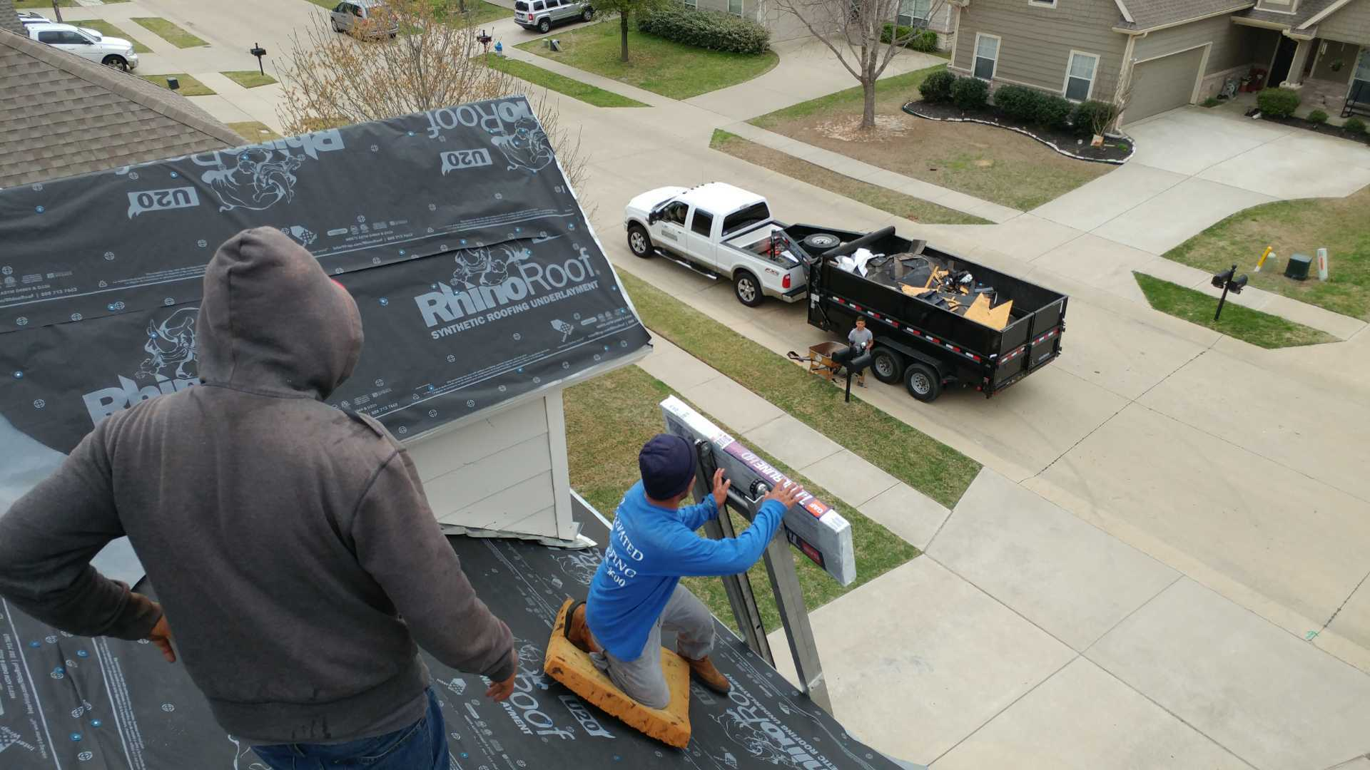 Richardson Roofing Contractor