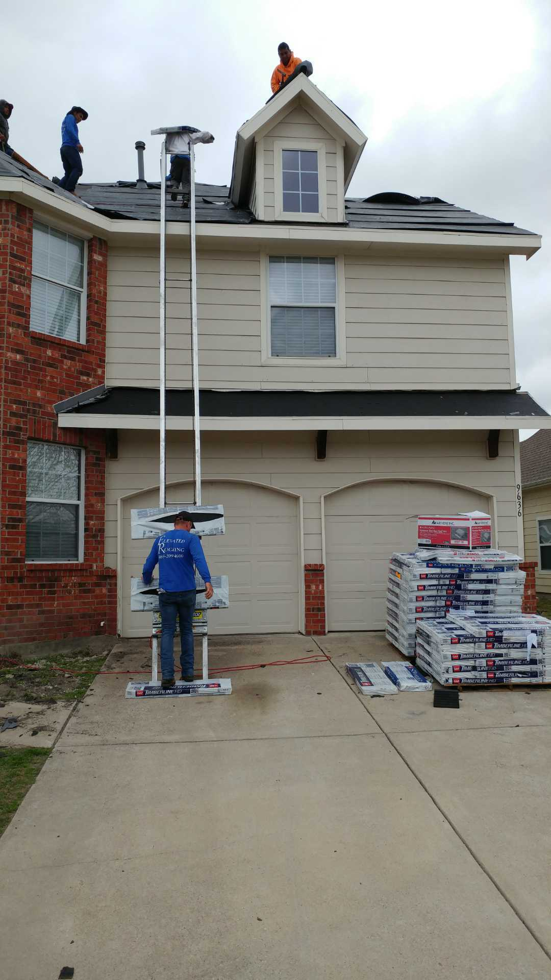 Prosper Roofing Company | Elevated Roofing Contractor