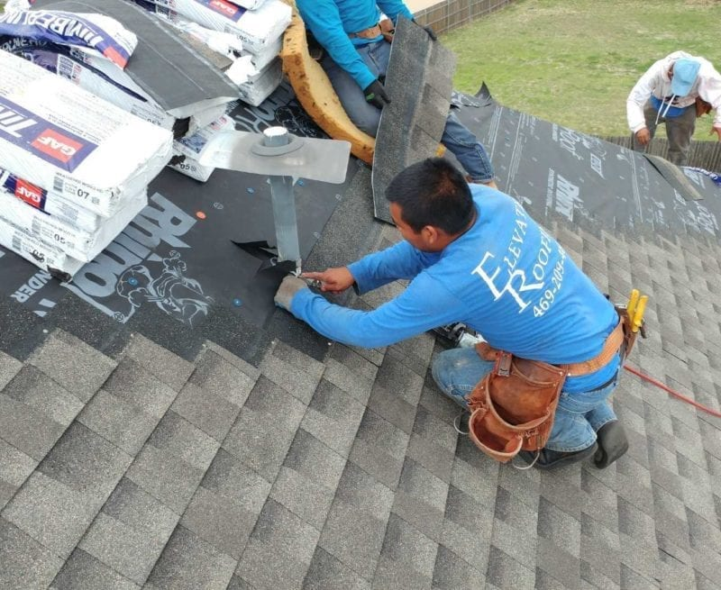 Elevated Roofing – Roof Replacement & Repair | Denton, TX