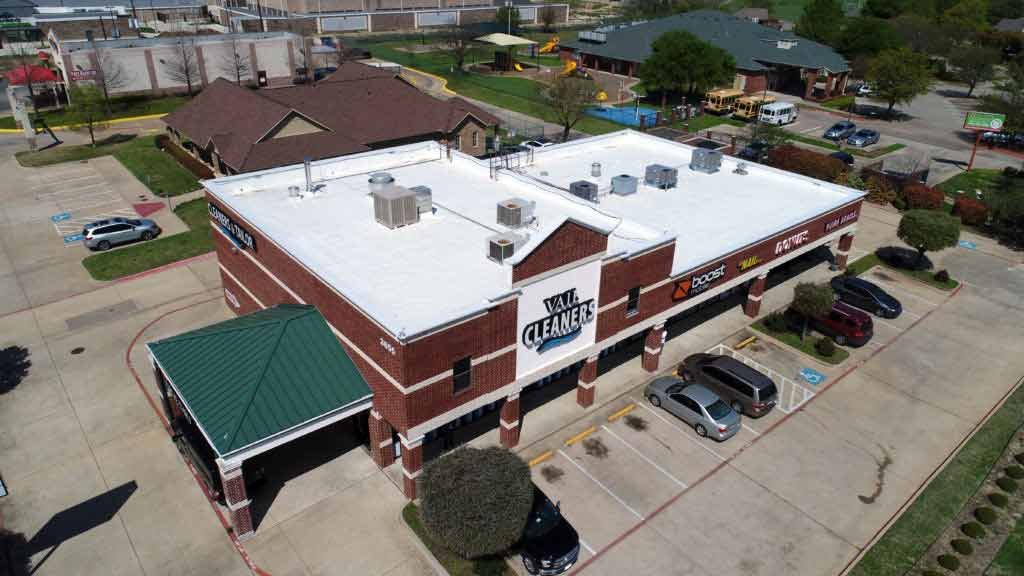 Elevated Roofing Commercial Roofer Frisco TX