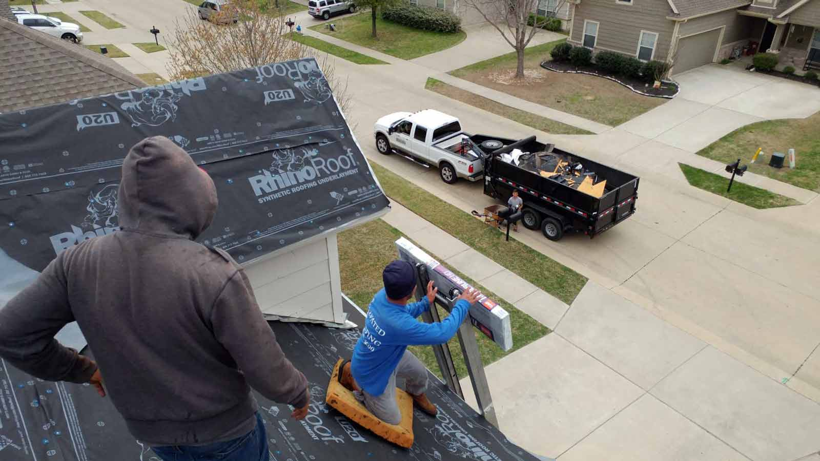 Elevated Roofing Repairs and Replacement in Richardson, TX