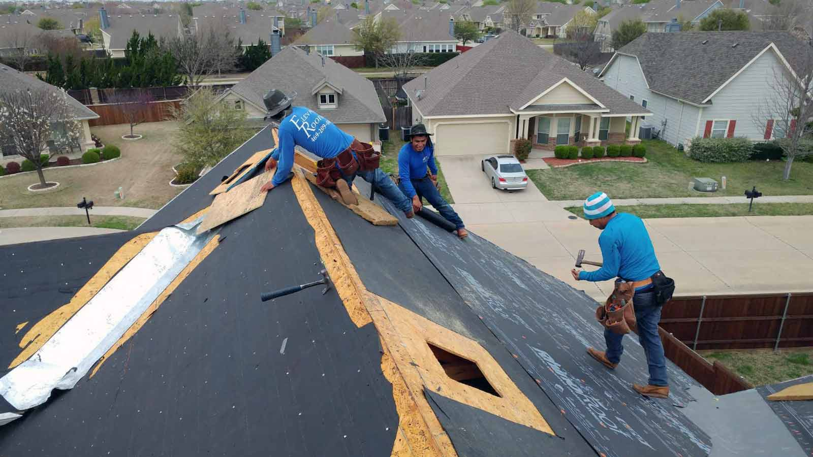 Elevated Roofing – Roof Replacement & Repair | Colleyville and Frisco Area, Texas