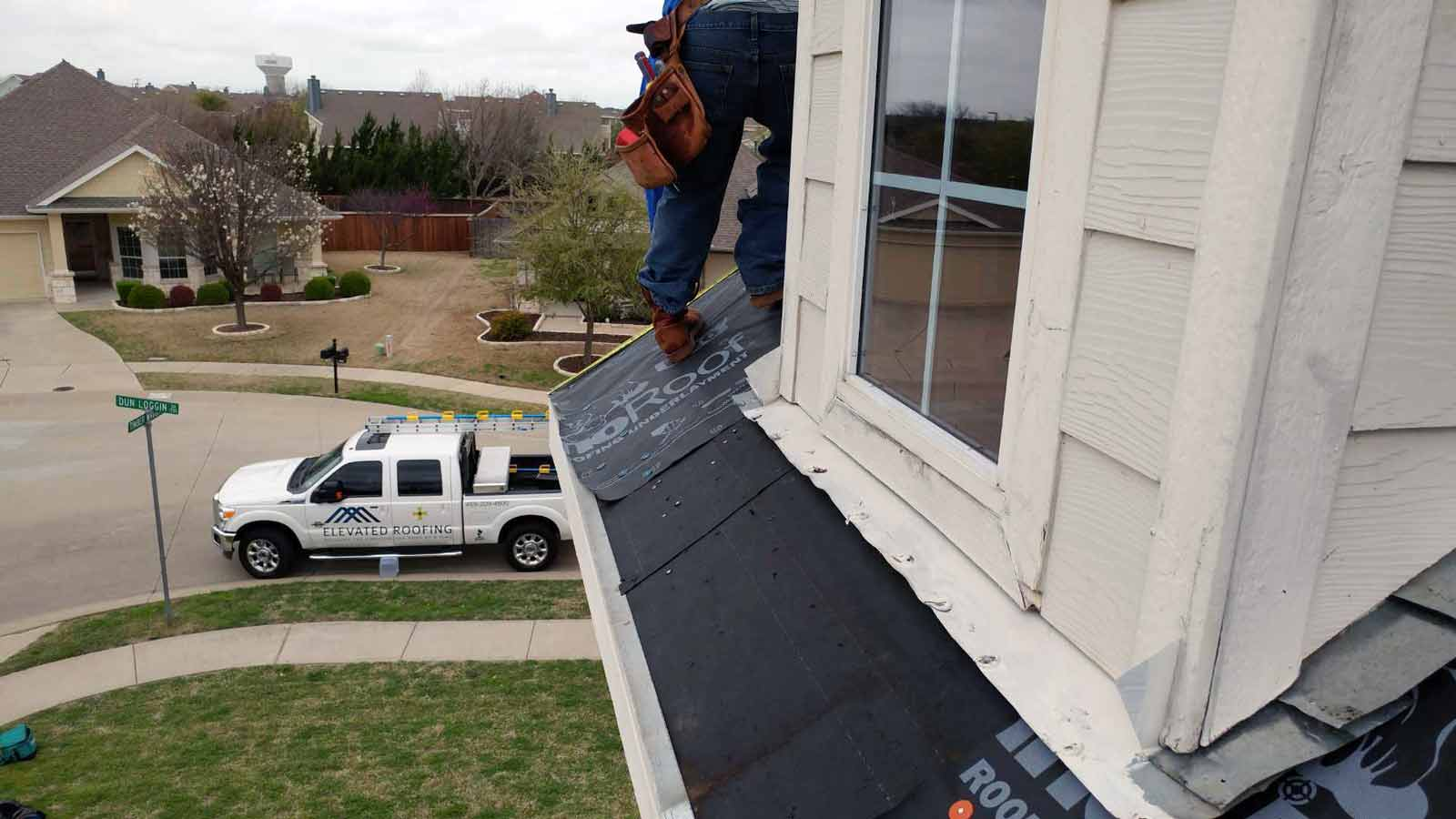 Elevated Roofing – Roof Replacement & Repair | Flower Mound
