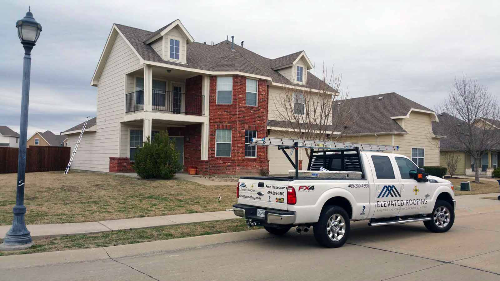 Roof Repairs in Garland, TX | Elevated Roofing