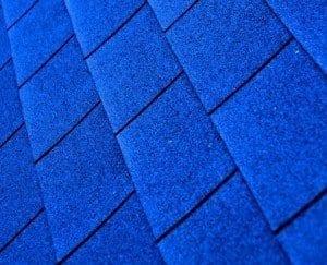 Elevated Roofing Shingles Blue Asphalt | Dallas Area Roofer