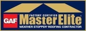 Elevated Roofing GAF Master Elite