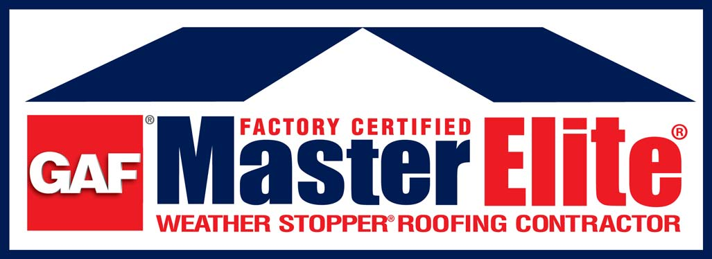 Elevated Roofing GAF Master Elite Factory Certified Contractor
