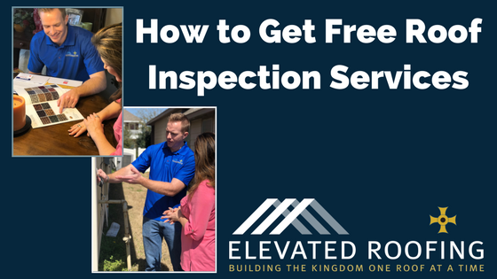 How to get free roof inspection services