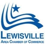 Lewisville Chamber of Commerce logo