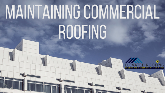 Maintaining Commercial Roofing Dallas, TX