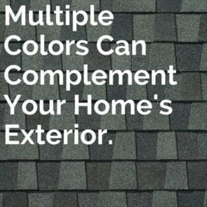 Multiple Colors Can Complement a Home's Exterior | Roof Remodel | Elevated Roofing