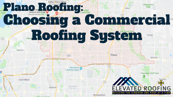 Plano Roofing Company | Elevated Roofing Commercial Contractors | Texas