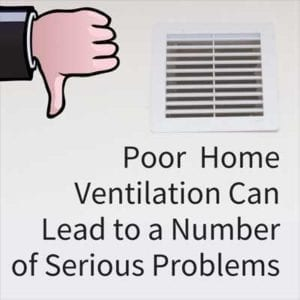 Poor Home Ventilation Can Lead to A Number of Serious Problems | Roof Contractor | Elevated Roofing