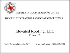 Licensed Roofing Contractor In North Dallas Tx