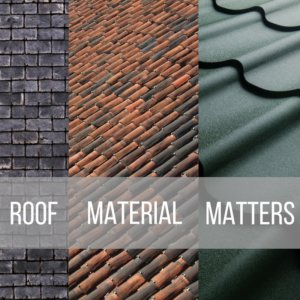Roof Materials Matter   Dallas Roof Repair   Elevated Roofing