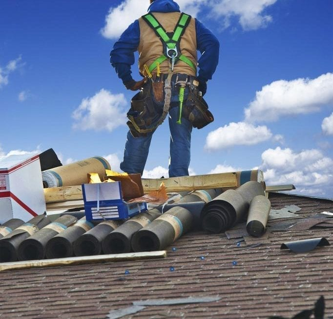 Roofers in Frisco, Texas