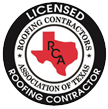 RCAT Licensed Roofing Contractor Association of Texas | Elevated Roofing