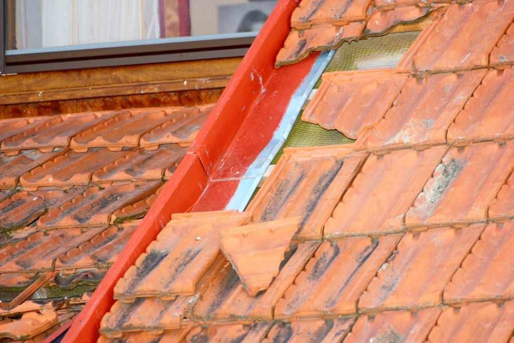 Repairing a Damaged Roof