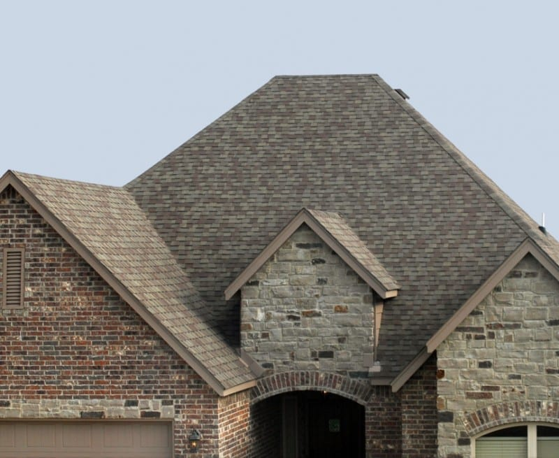 Hail Damage on Roof | Plano, Texas | Elevated Roofing