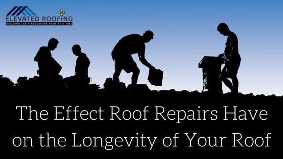 The Effect Roof Repairs Have on the Longevity of Your Roof | Frisco Roofing Contractor | Elevated Roofing
