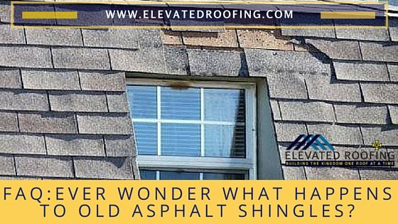 Replace Asphalt Shingles | Dallas Roofer | Elevated Roofing