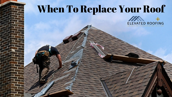 Roof Repair Plano When To Replace Your Roof