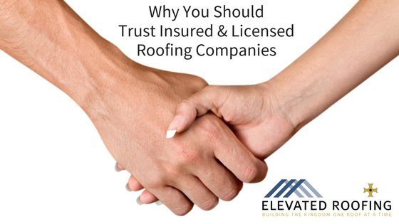 Why You Should Trust Licensed And Insured Roofing
