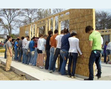 Habitat for Humanity Collin County | Elevated Roofing Community Outreach