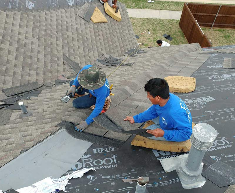 Roof Repairs and Replacements in Melissa, Texas